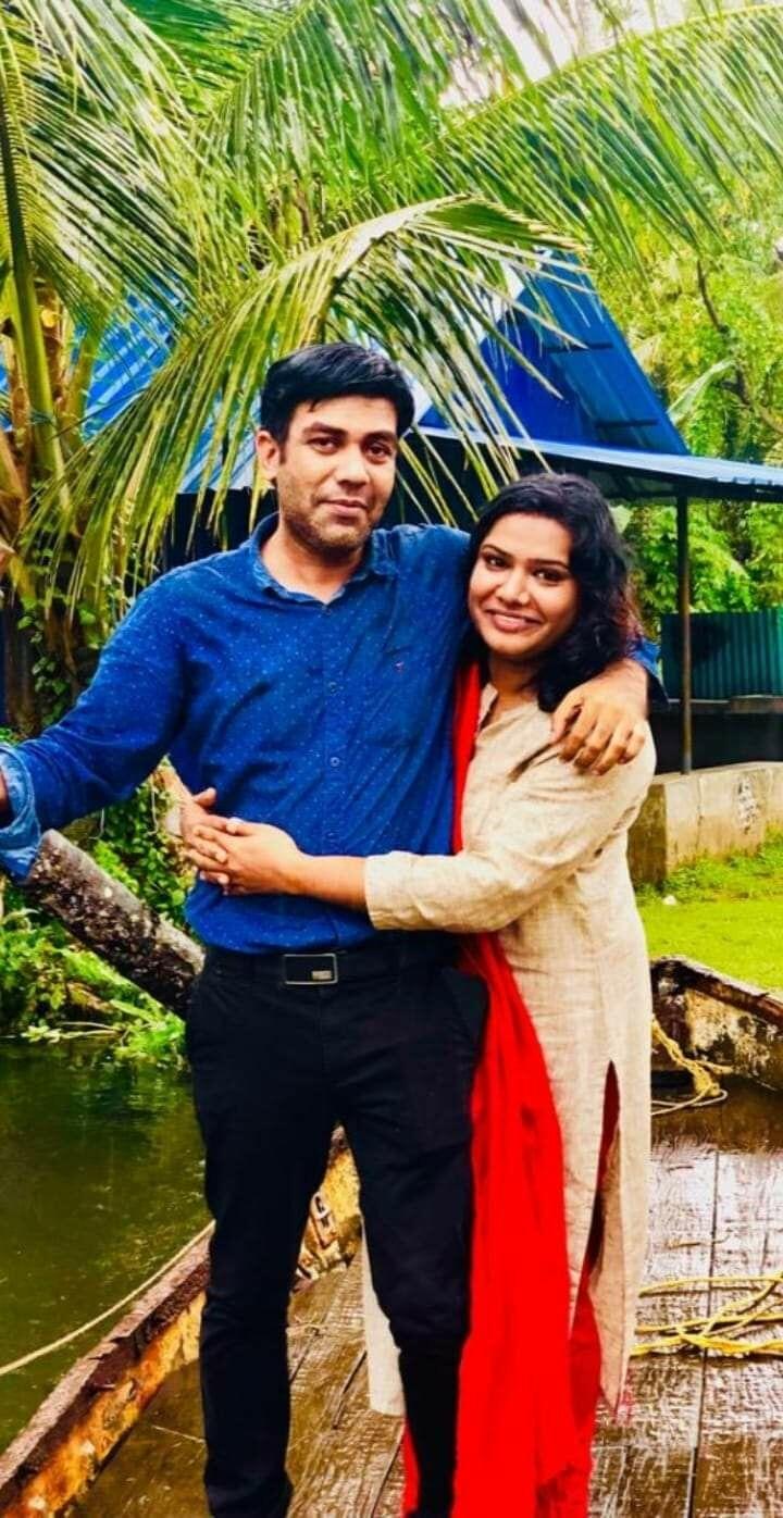 Shameer, specialista naléčebné arelaxační kůry nabázi ájurvédy (Alleppey, Indie)