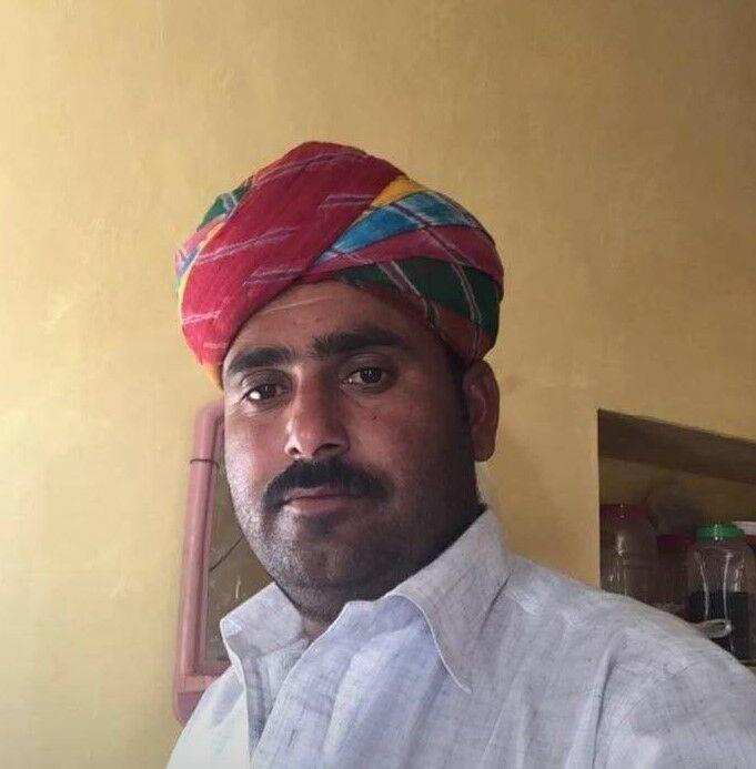 Kamal Singh, člen maharádžovy rodiny (Jaisalmer, Indie)