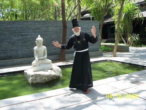 Mezinárodní síť  <b>Oshových meditačních center </b> (Puna, Indie)